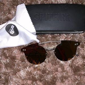 Spitfire Cyber Sunglasses (Multi-colored)